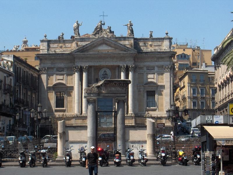 Sant'Agata alla Fornace in Catania, Italy