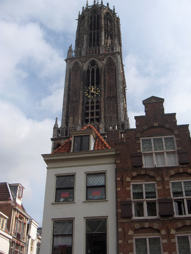 Pictures of the Domtoren, Netherlands