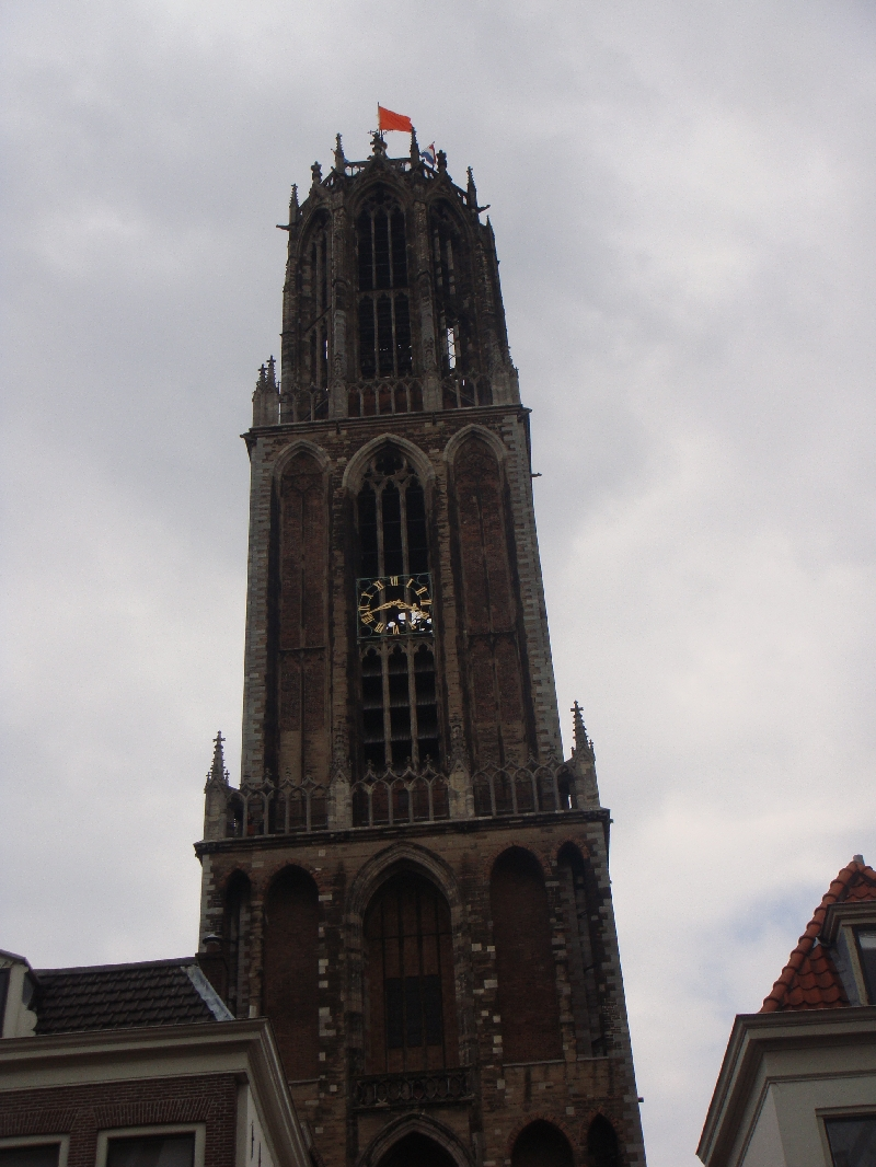 The Tower Dom in Utrecht, Netherlands
