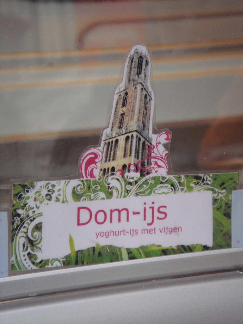 Original Dom icecream in Utrecht, Netherlands