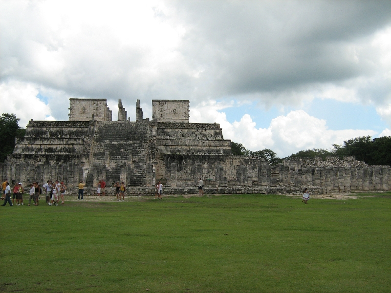 The archeological treasures of Tulum, Mexico