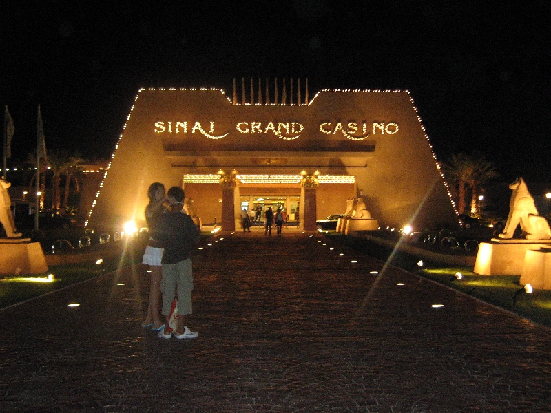 The Grand casino Sharm el Sheikh, Egypt
