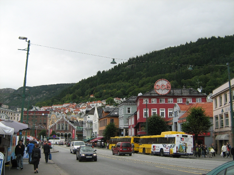 Pictures of Bergen, Norway