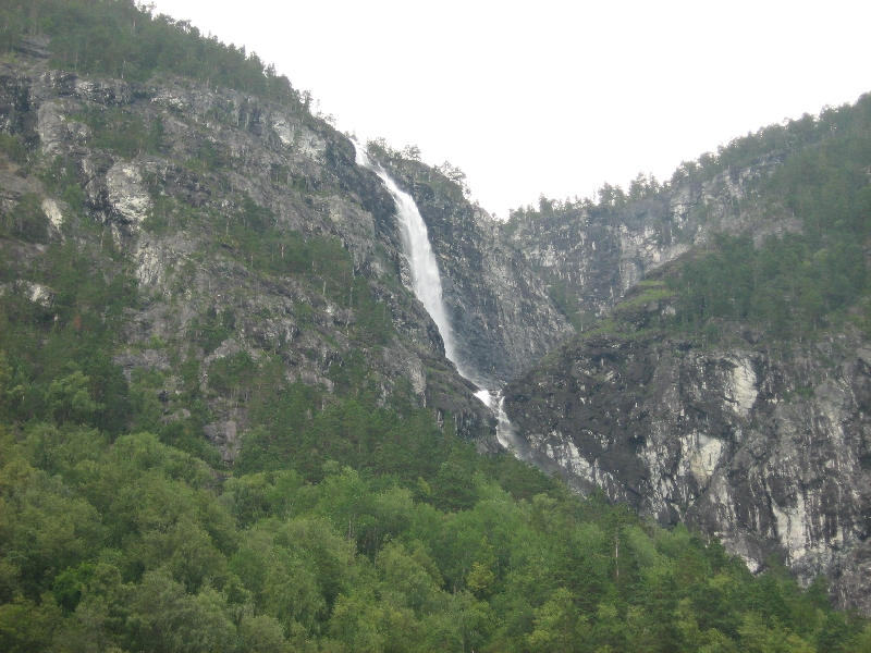 Bergen Norway Diary