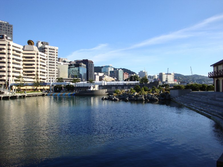 Pictures of Wellington in New Zealand, New Zealand