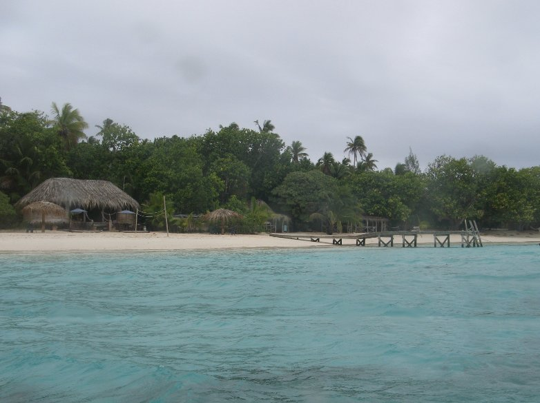 Kayaking Trip Tonga Island, Tonga