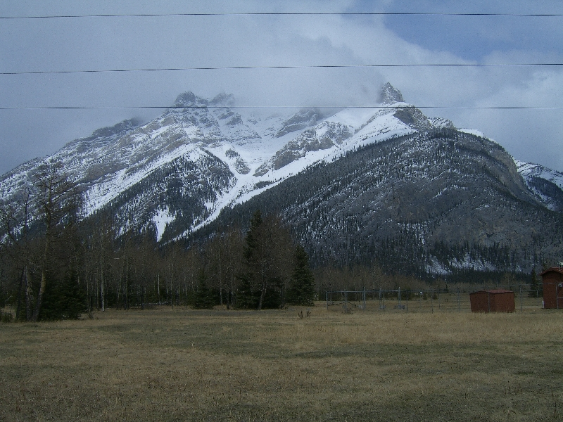 Photos of the Rocky Mountains, Calgary Canada
