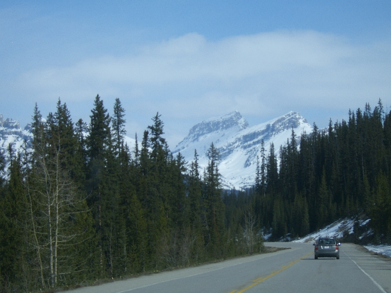 Picture of our daytrip, Canada