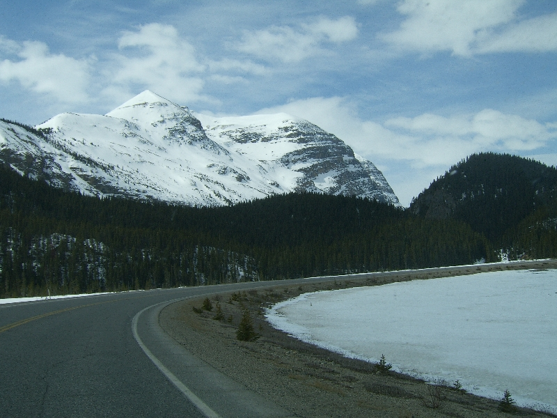 A daytrip to the Banff National Park, Canada