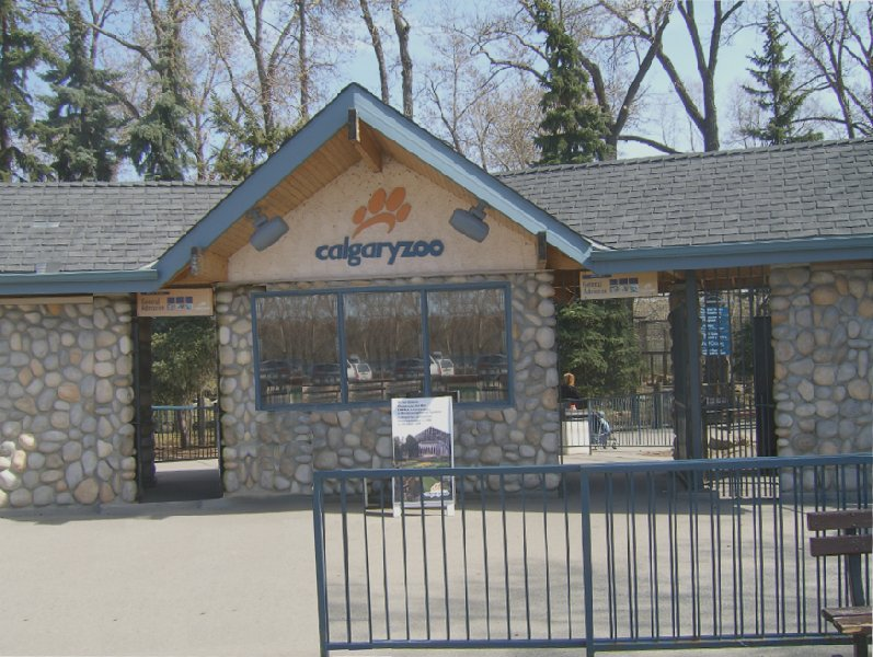 The Calgary Zoo in Canada, Canada