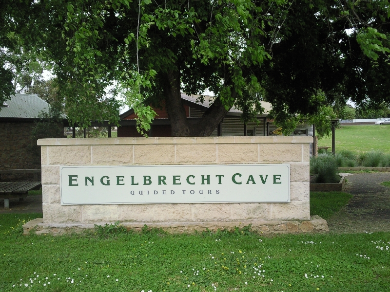 Engelbrecht Cave in Mt Gambier, Australia