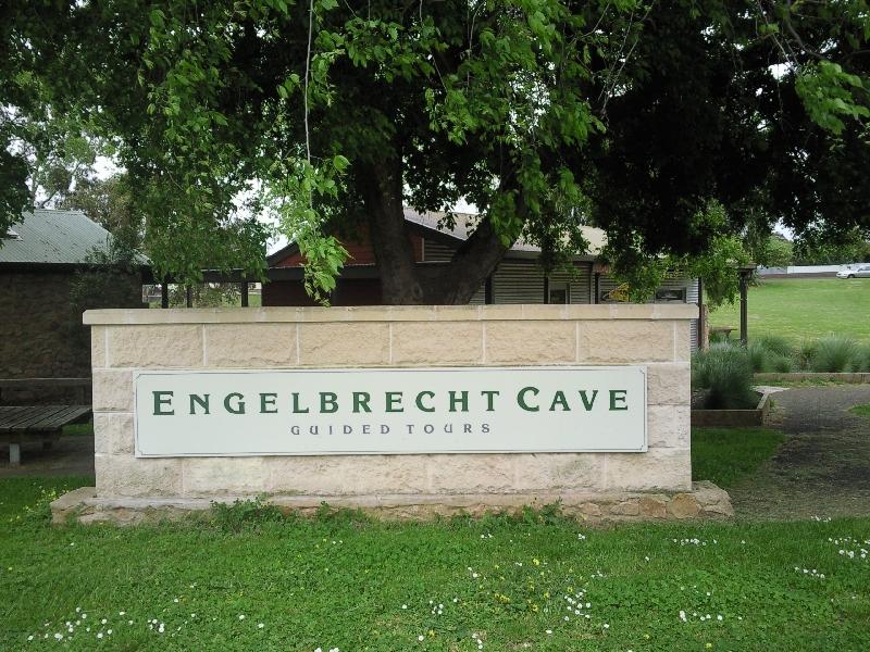 Engelbrecht Cave in Mt Gambier, Australia