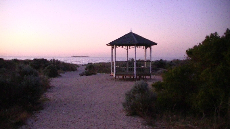 Sunset over Jurien Bay, Australia