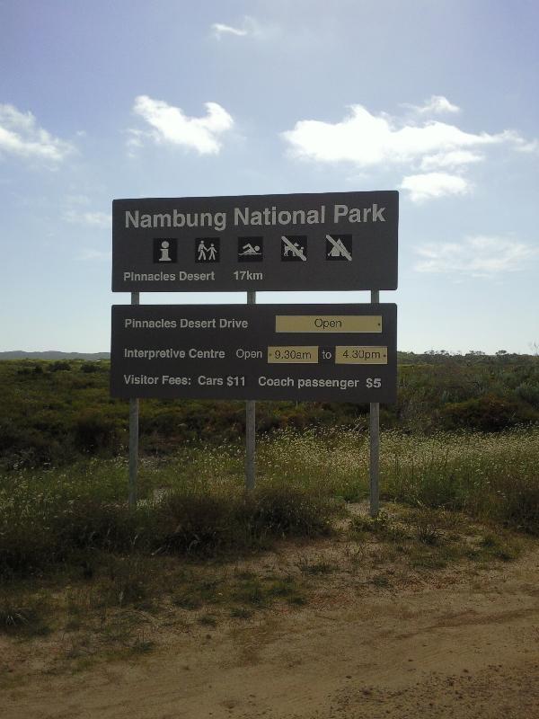 Nambung National Park, Cervantes Australia