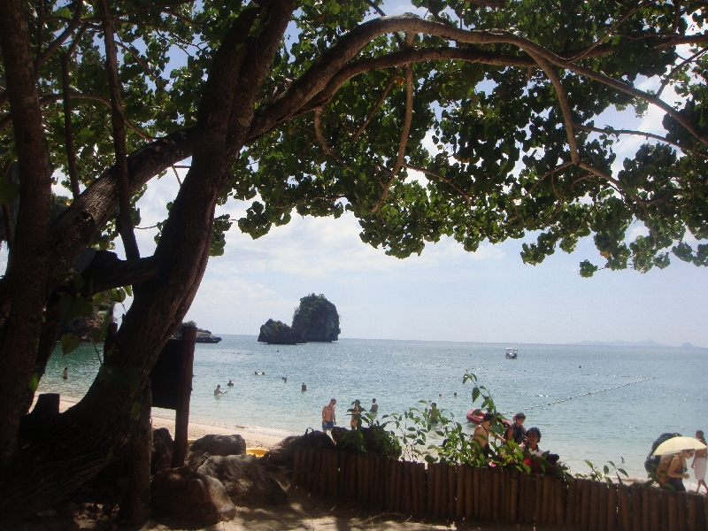 Pictures of Railay Beach, Thailand
