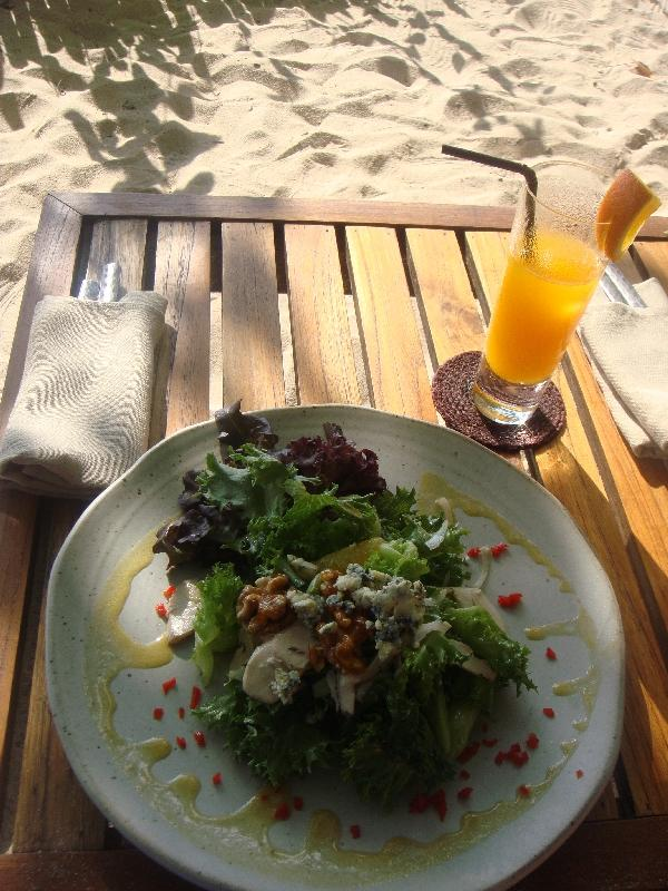 Having Lunch on Railay Beach, Railay Beach Thailand