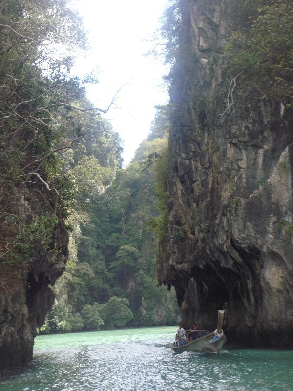 Ko Hong, Krabi province, Thailand