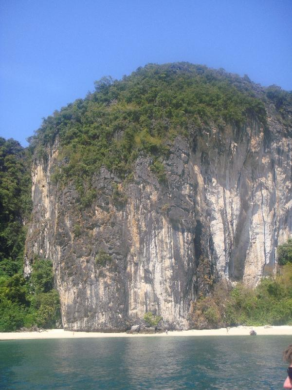 Day trip from Ao Nang to Ko Hong, Thailand