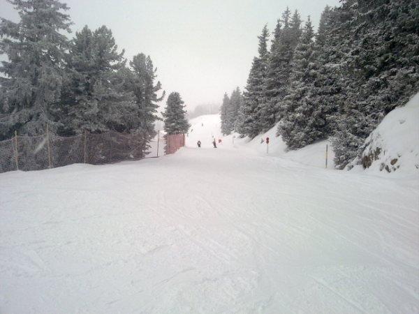 Skiing in Mayrhofen, Mayrhofen Austria