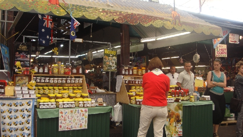 Fremantle Australia Australian Honey in Fremantle
