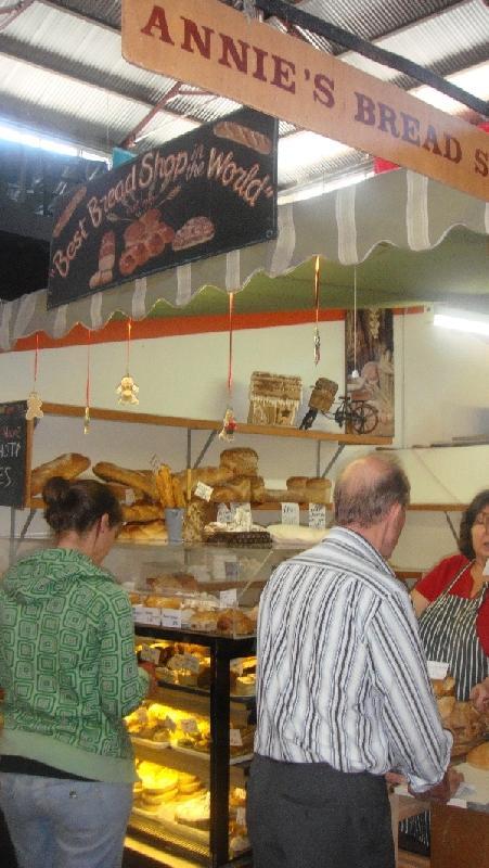Annie's Bread Stall, Australia