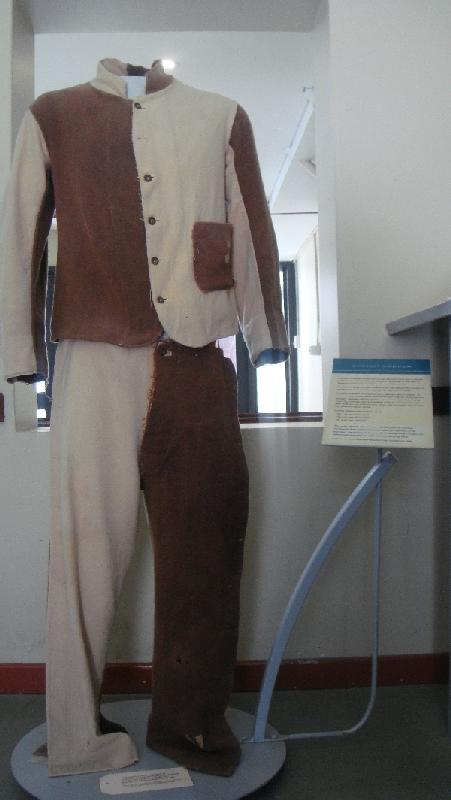 Prisoners costume, Fremantle Australia