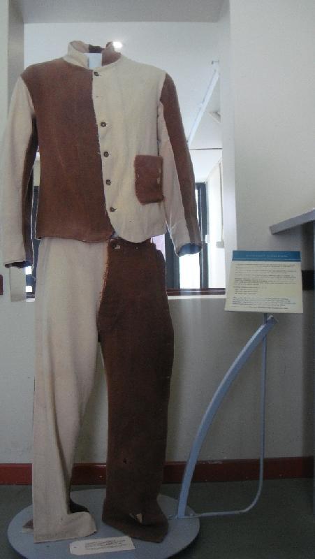 Prisoners costume, Australia