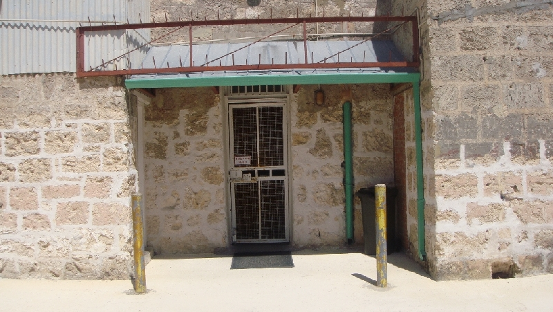 Tour around Fremantle Prison, Australia