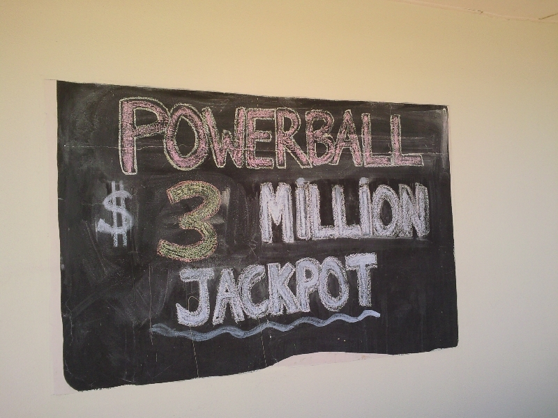 The local jackpot!, Northampton Australia