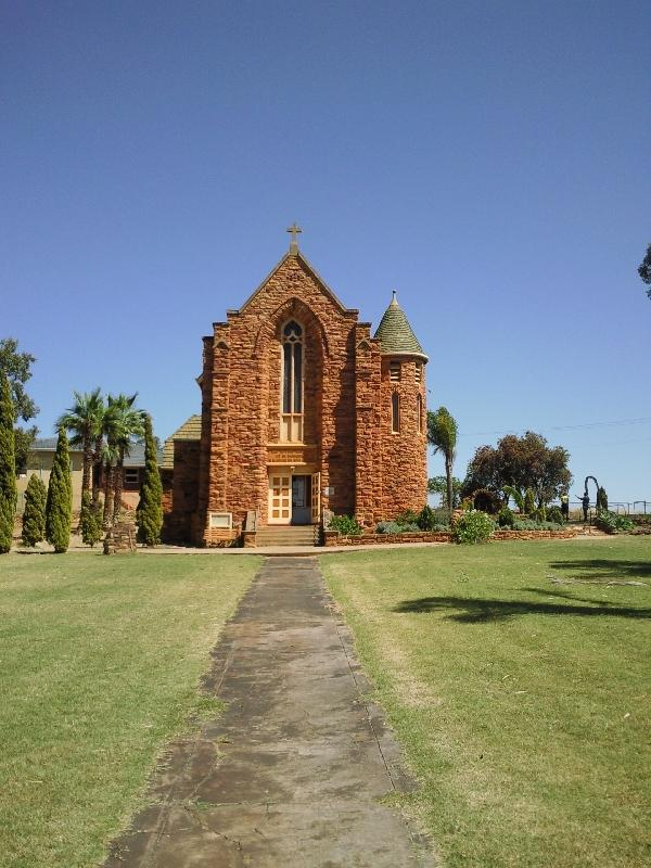 Northampton Australia St. Mary's Church in Northampton