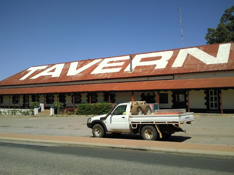 Northampton Australia Local Tavern