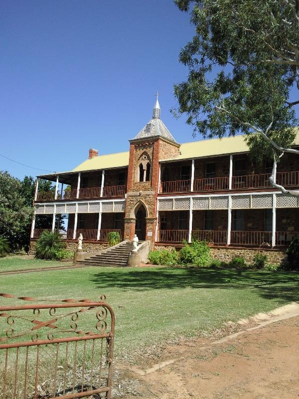 Pictures of the Northampton school, Australia