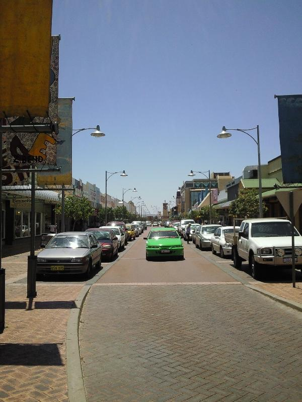 Geraldton Australia Cool car...