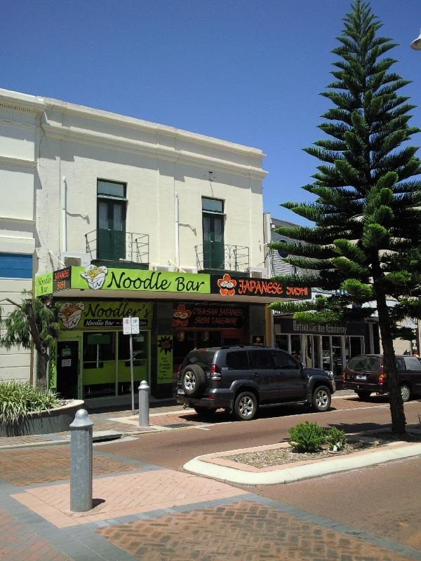 Geraldton Australia Bars and restaurants