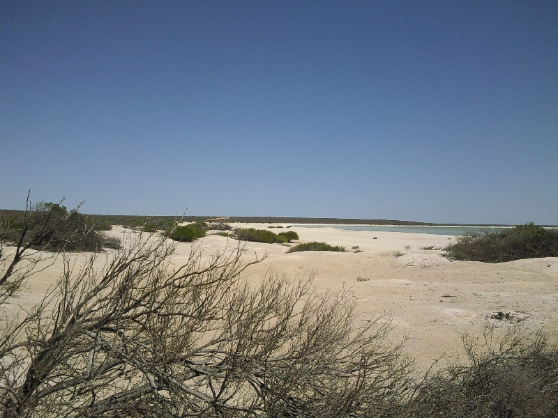 Photos of Shark Bay heritage site , Australia