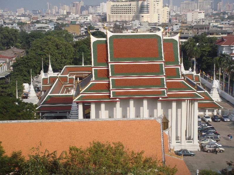 Wat saket from Phu Khao Thong, Thailand
