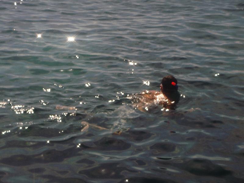Snorkeling Ko Chueak, Thailand