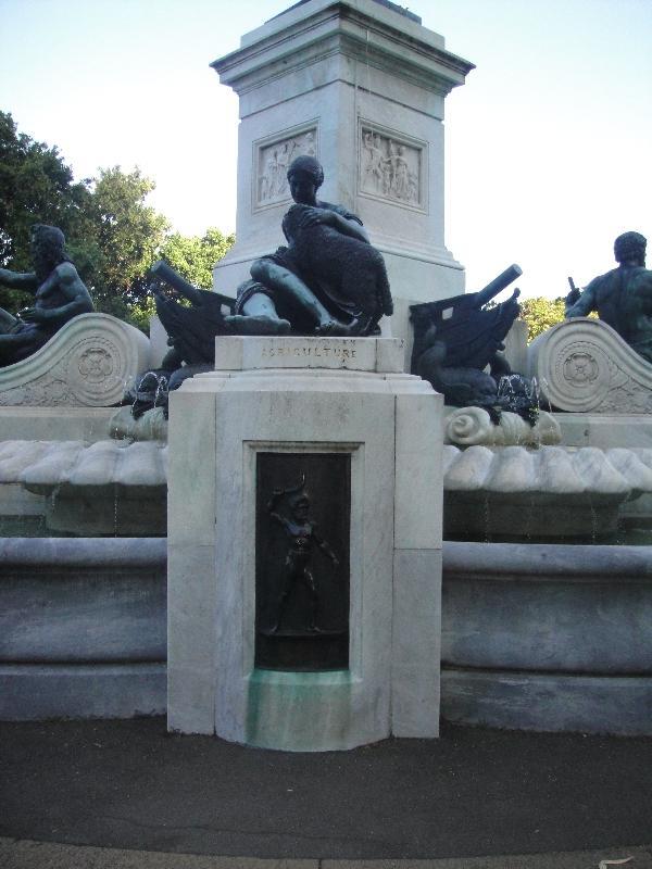 Captain Arthur Philip Monument Sydney, Australia
