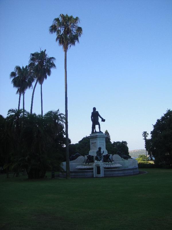 Royal Botanical Gardens, Sydney, Sydney Australia
