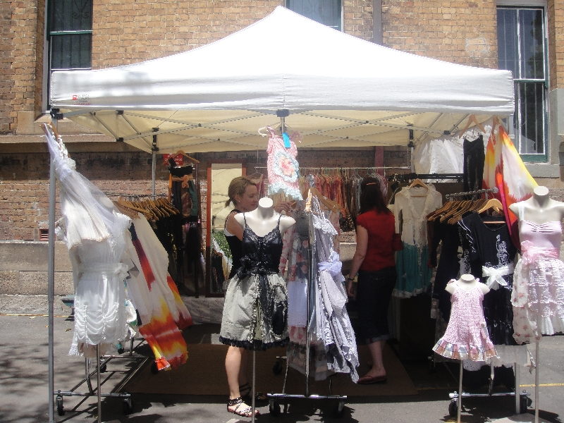 Vintage dresses in Sydney, Australia