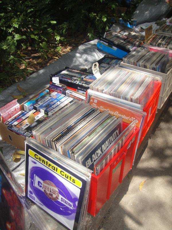 Old records for sale in Sydney, Australia