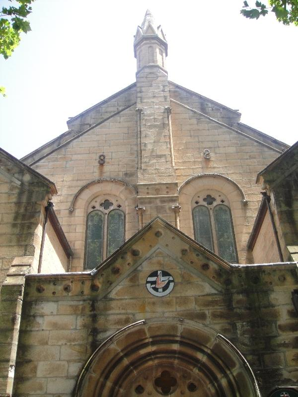 Paddington Uniting Church, Sydney Australia
