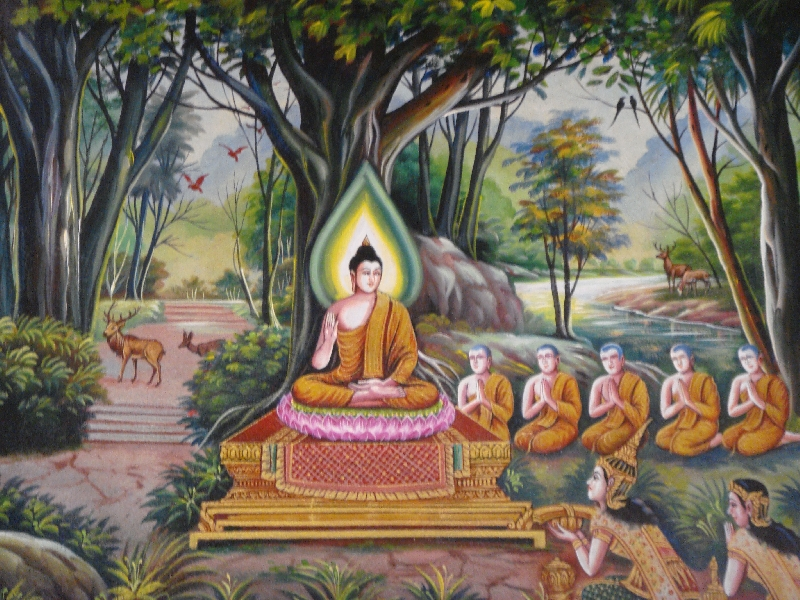 Phra Sae Tang sanctuary, Thailand