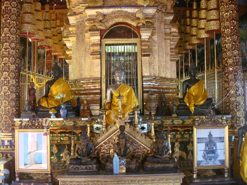 Sanctuary of Phra Sae Tang, Thailand