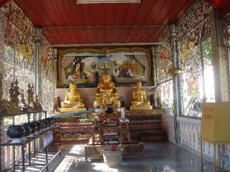 Pictures of Wat Chiang Man, Thailand