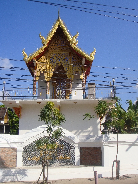Pictures of Wat Lam Chang, Thailand