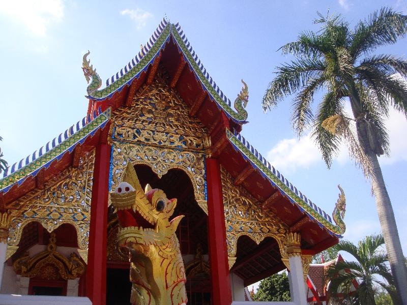 Wat Pan Ping, Thailand