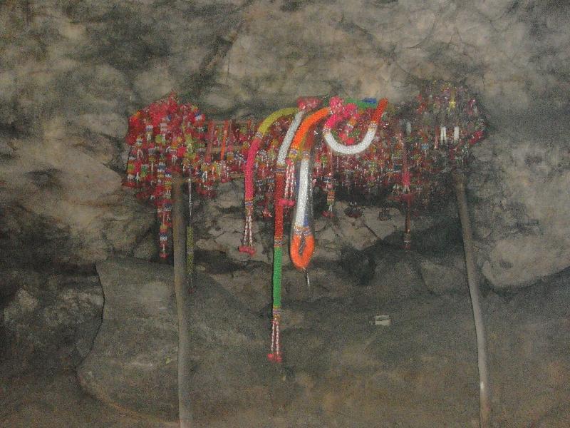 Tham Krasae Cave Temple, Kanchanaburi Thailand