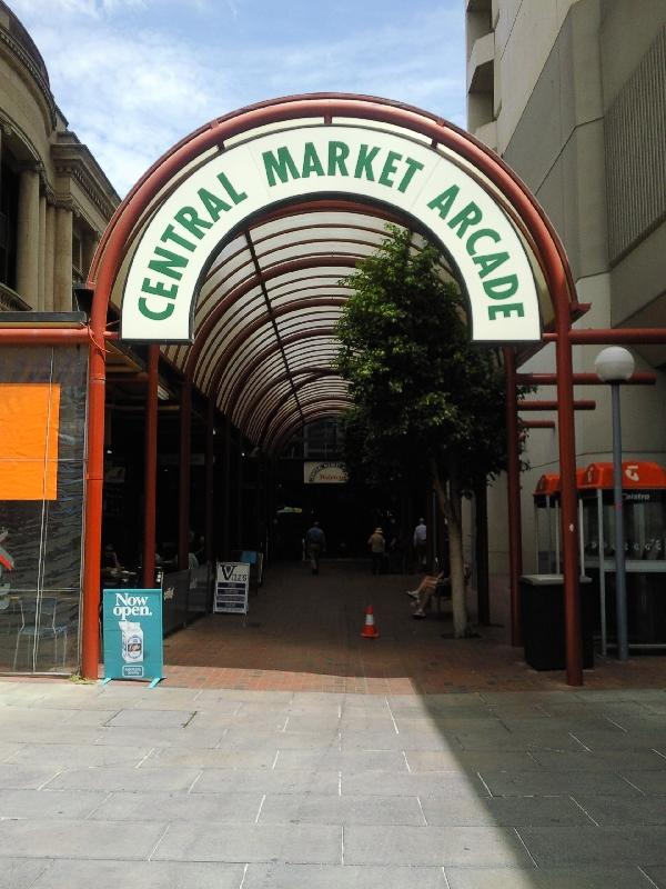 Adelaide Australia The Adelaide Central Market