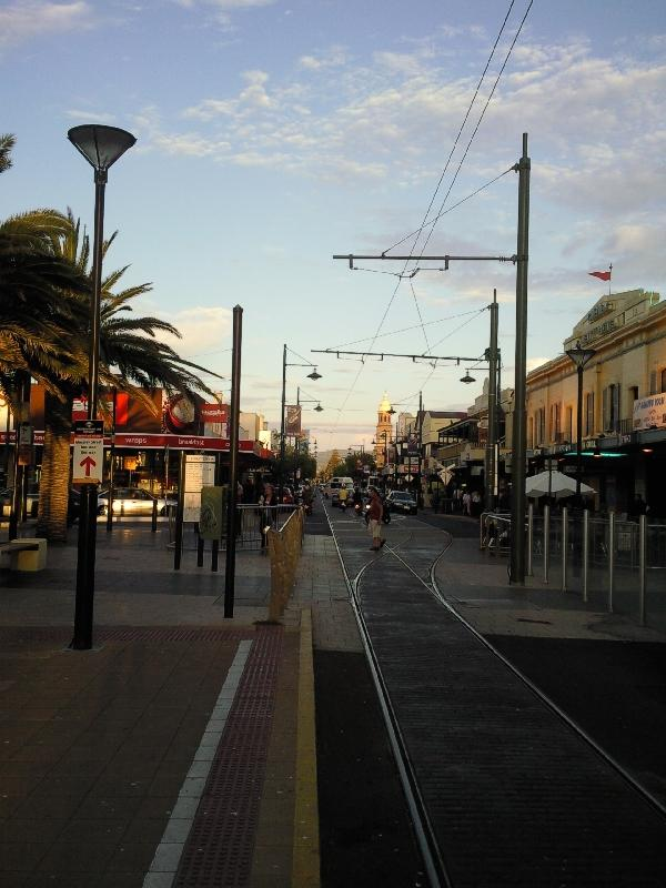 Glenelg Moseley Square restaurants  Adelaide